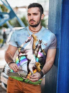 Awesome cat festival shirt foute kleding kattenshirt